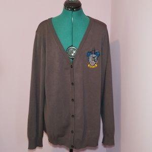 Harry Potter Ravenclaw Cardigan Size 2XL